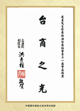 中国国民党副主席洪秀柱